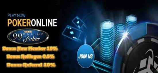 Strategi Bermain di Situs Poker Online Deposit 10rb